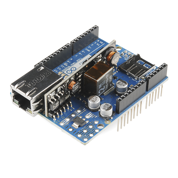 Home Automation PoE with Arduino – in praise of DIY PoE